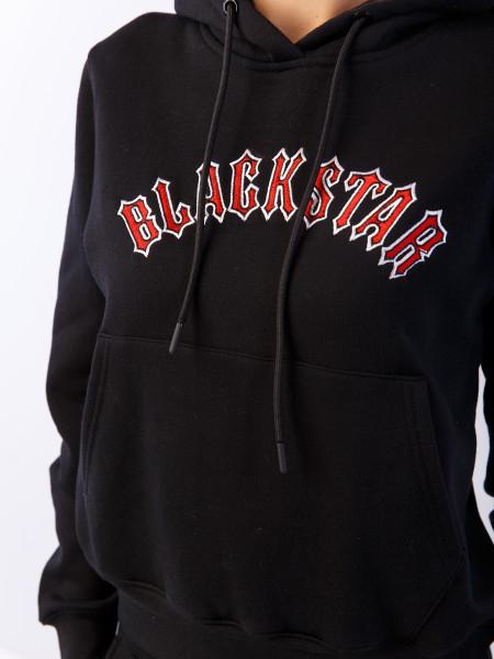 Худи BLACK STAR LOGO