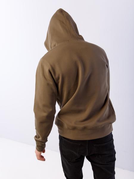 BLACK STAR LOGO hoodie