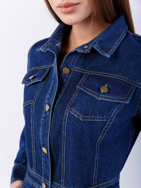 Платье женское джинсовое LAUREATE