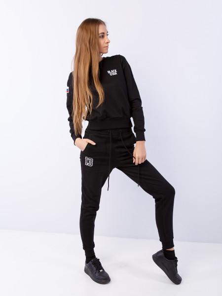 Костюм спортивный женский BASIC 13
