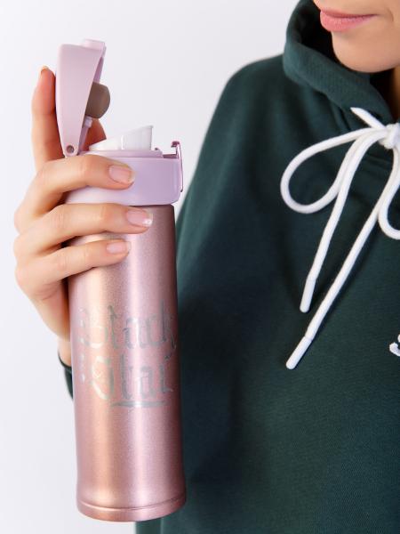 BS PINK thermo mug