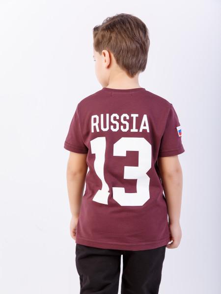 Футболка детская R.U.S. 13