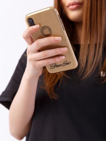Чехол для телефона силиконовый LADY COLLECTION