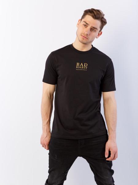 Футболка Bad Habit Gold