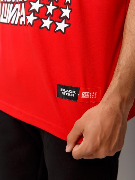 Футболка BS&RM RED