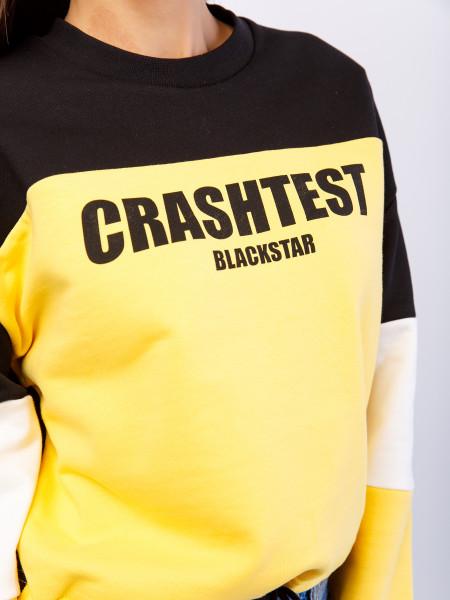 Толстовка CRASH