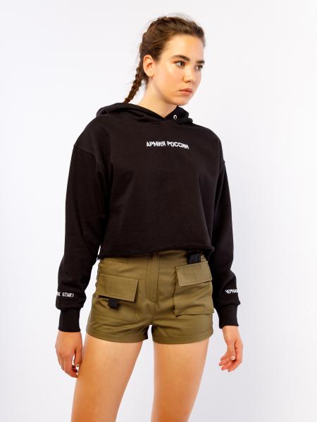 Women's hoody BS&ARMY