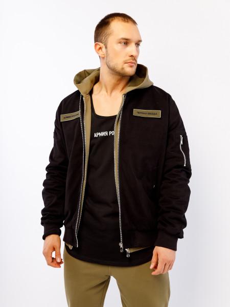 22ecd813 Купить стильные мужские куртки бомберы в интернет-магазине