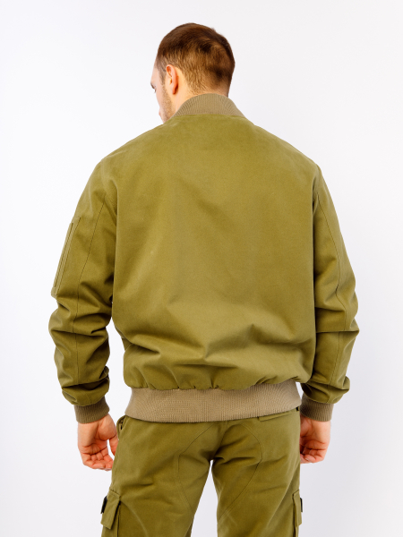 Men's bomber BS&ARMY