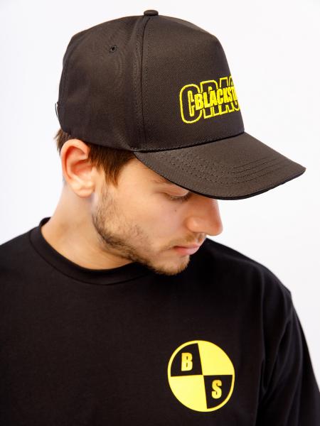 Men's cap BS CRASH