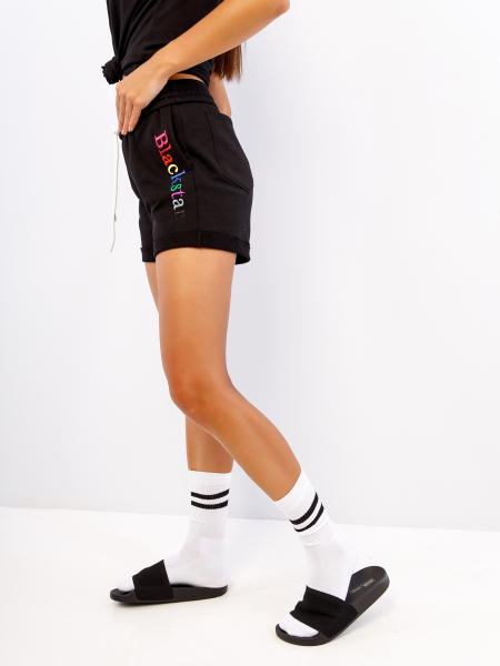 Women's shorts MULTICOLOR BS