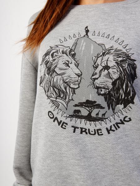 Толстовка ONE TRUE KING