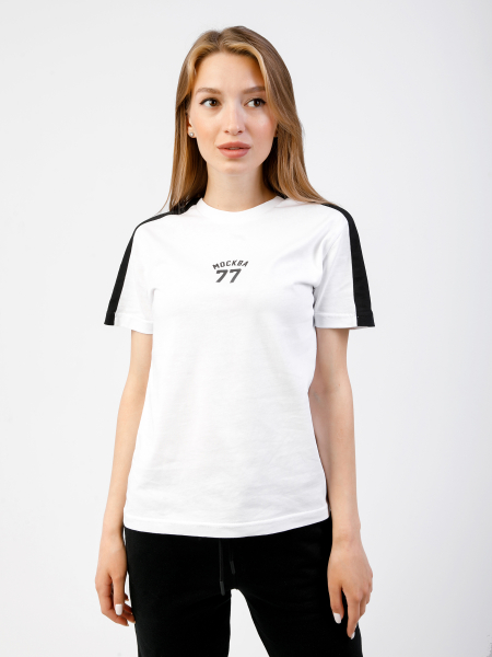 Women's t-shirt МОСКВА 77