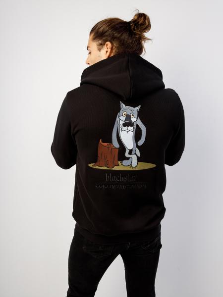 ВОЛК BS hoodie