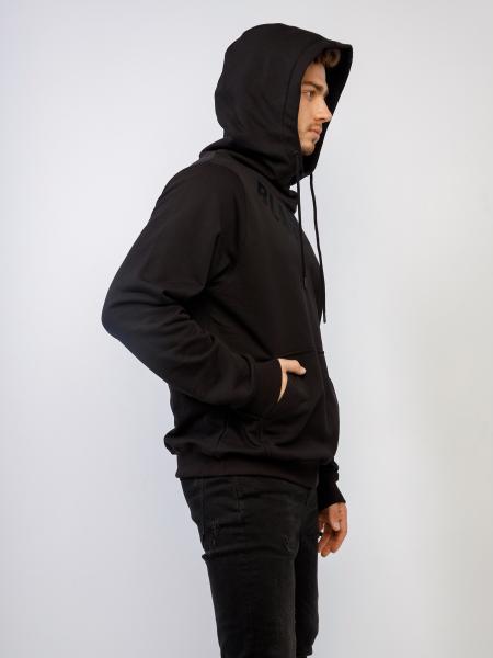 BLACK STAR hoodie