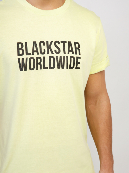 BSW WORLD t-shirt