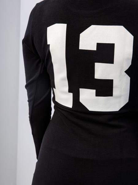 BLACK STAR 13 dress