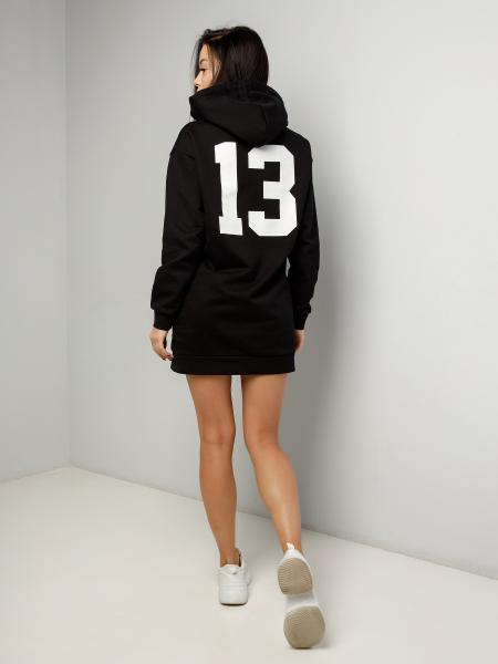 BS 13 2.0 hoodie-dress