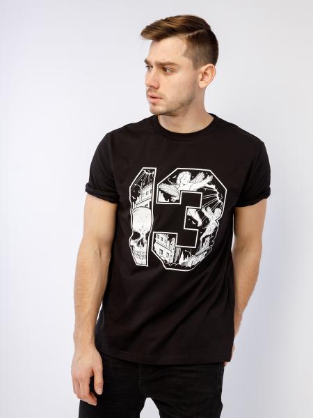 13 CITY 2.0 t-shirt