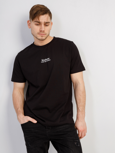 Men's t-shirt BLACK STAR WINGS