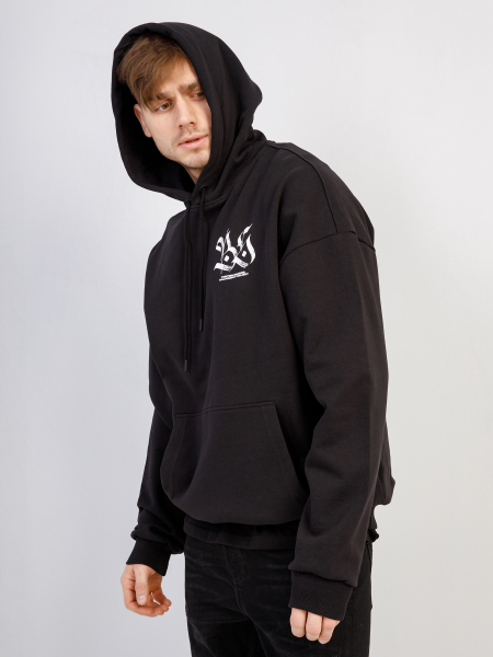 Men's hoody CALLIGRAPHY 2.0
