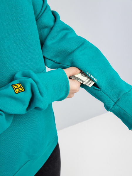 TERMINAL 13 hoodie