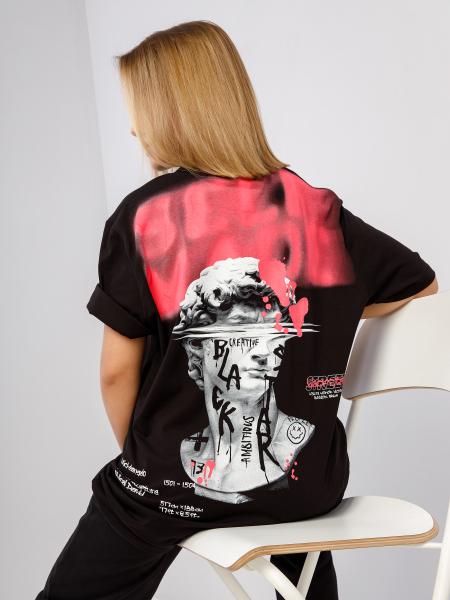 Unisex t-shirt ART SPRAY