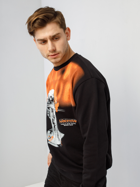 ART SPRAY sweatshirt
