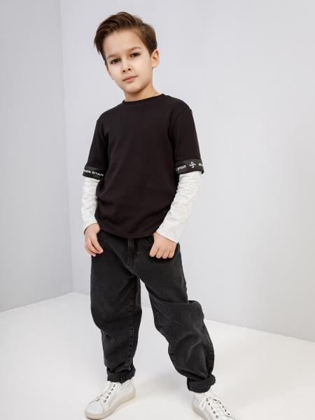 KIDS ID CONTRAST longsleeve