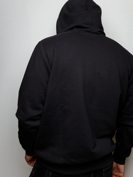 BS ICE hoodie with mask