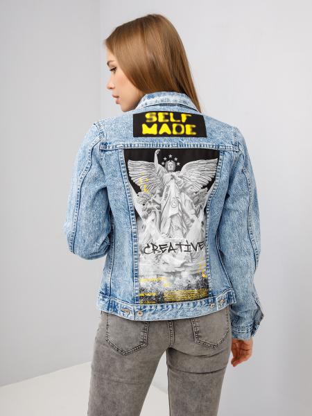 Куртка джинсовая ART SPRAY XIII