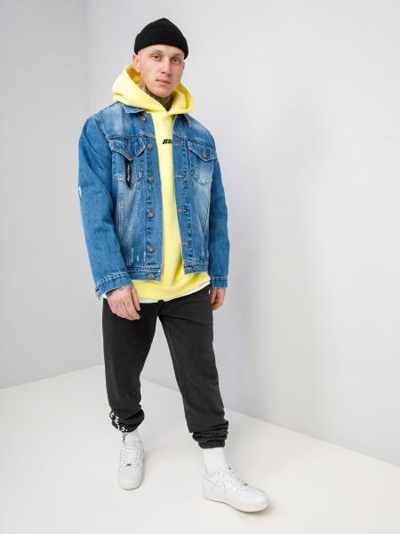 Куртка джинсовая ART SPRAY P.