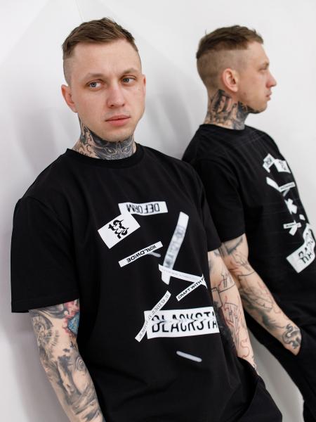 T-shirt DEFORM EFFECT