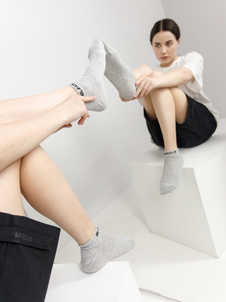 BLACK STAR socks (3 pcs)