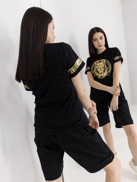 T-shirt GOLD LION