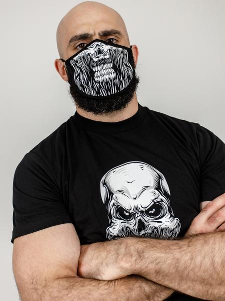 Accessory mask BORODA