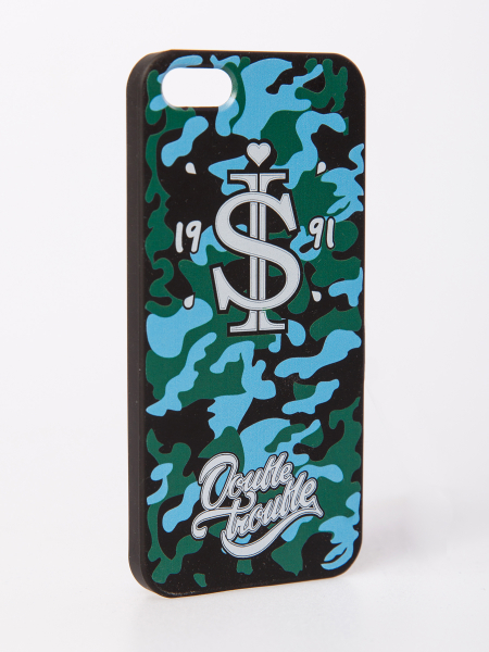 CASE FOR IPHONE 5/5S/6/6+ Double Trouble