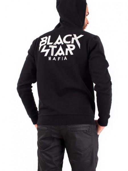 e18fcd80 Толстовка Black Star Mafia купить в Москве, цвет черный