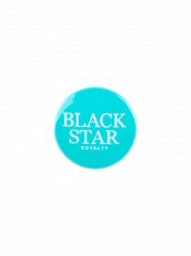 Pin ROYALTY BLACK STAR
