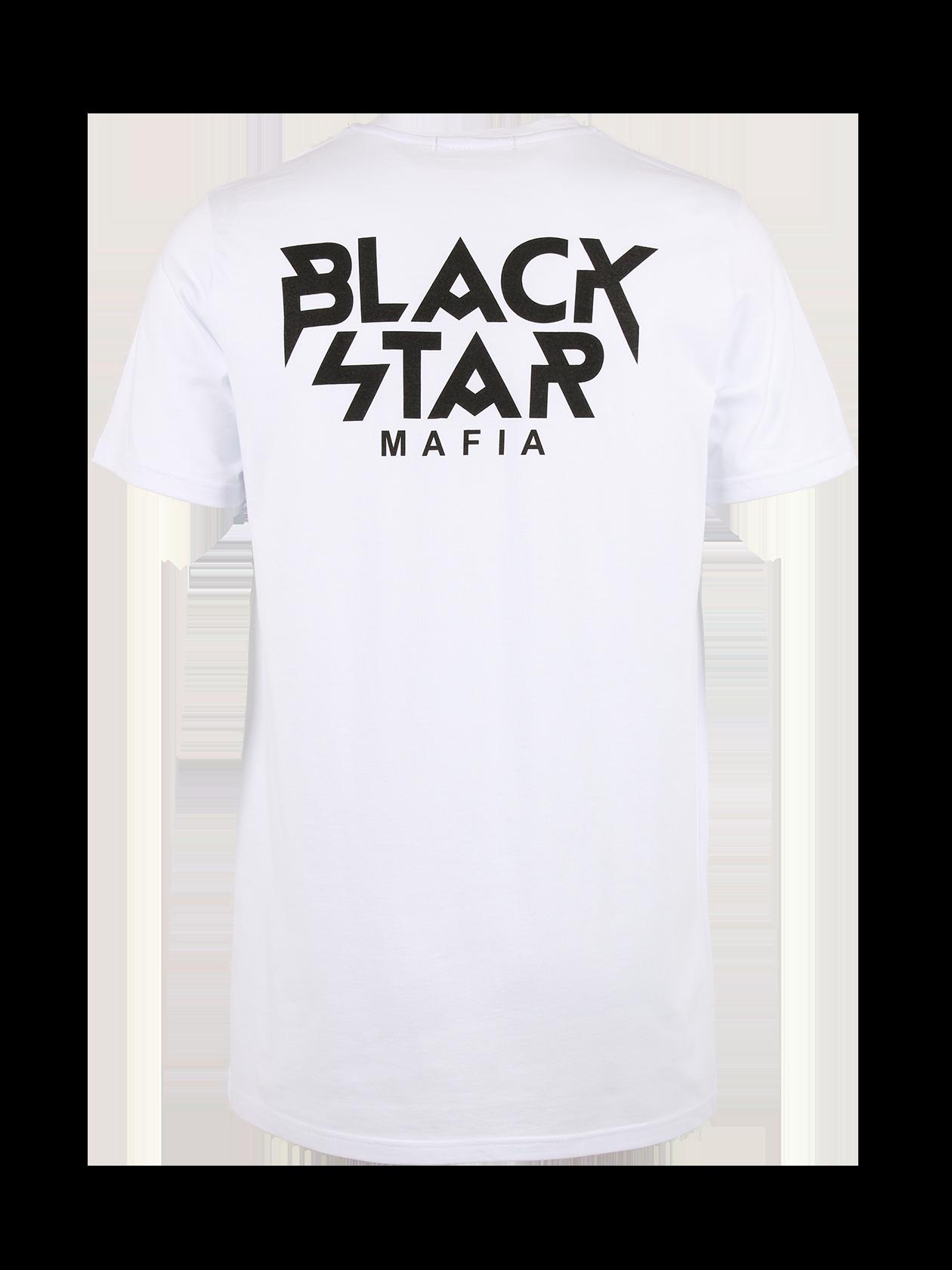 Unisex T-Shirt Black Star Mafia от BlackStarWear INT