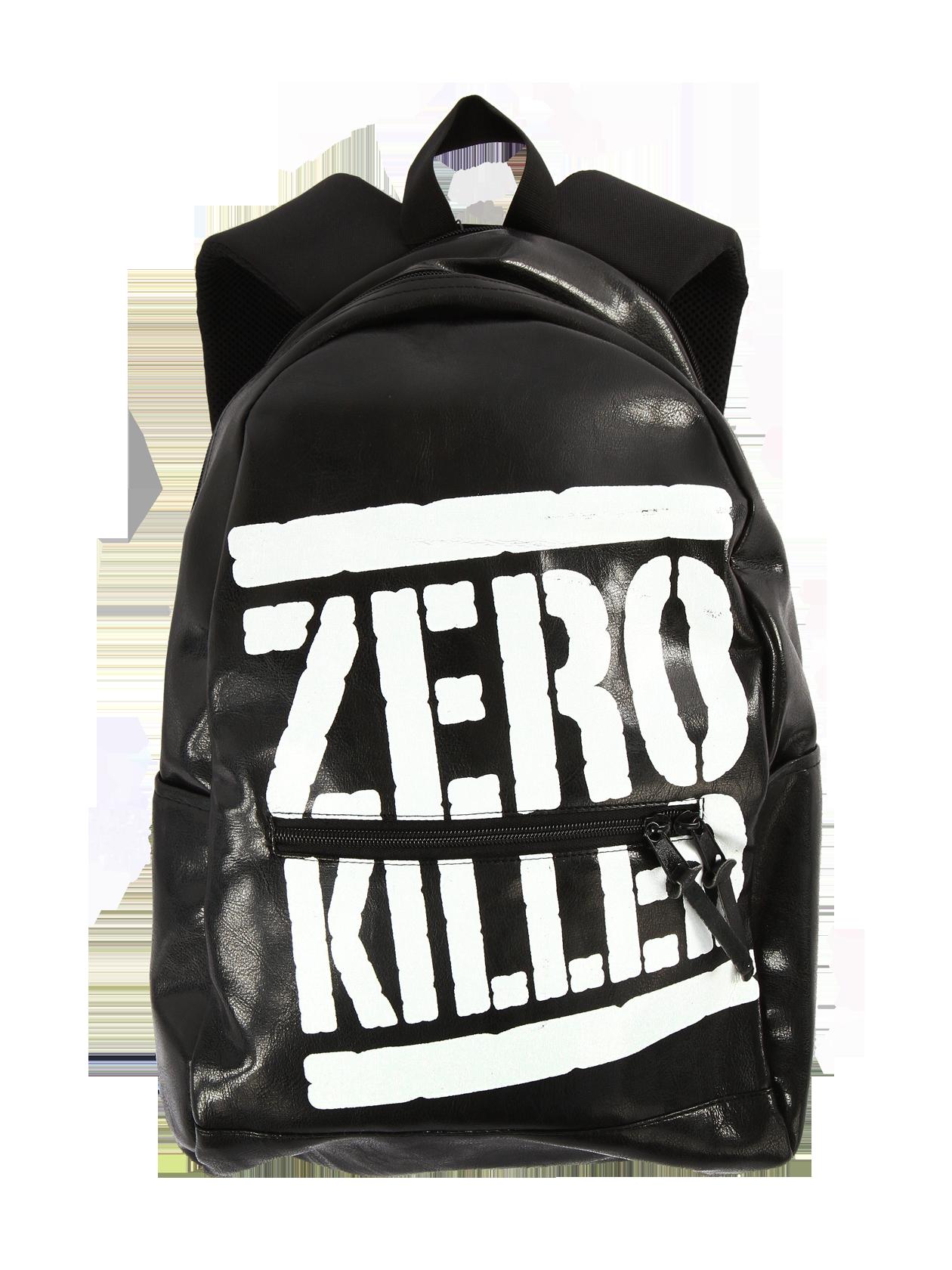 Unisex Backpack OK Zero Killed