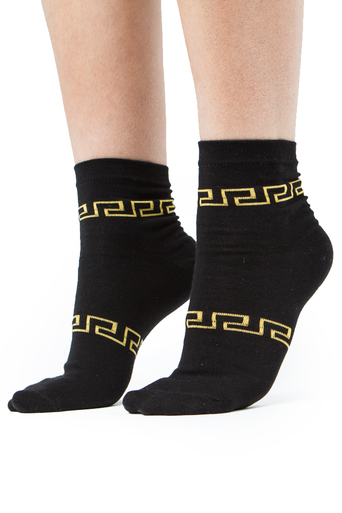 Socks unisex Greece long от BlackStarWear INT