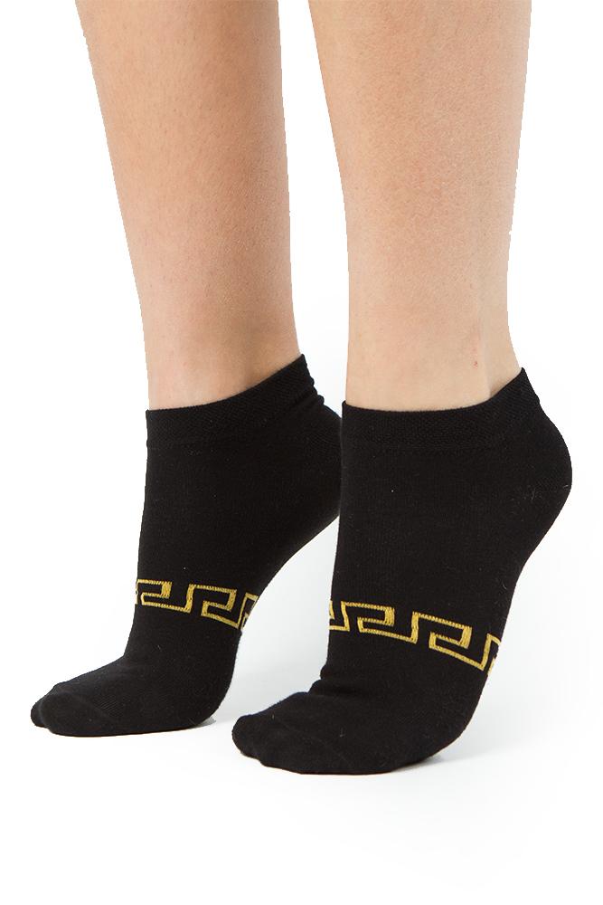 Socks unisex Greece short от BlackStarWear INT