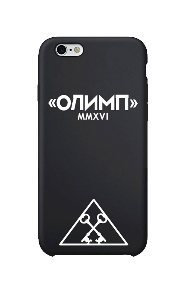 CASE FOR IPHONE 5/6/6+ olimp от BlackStarWear INT