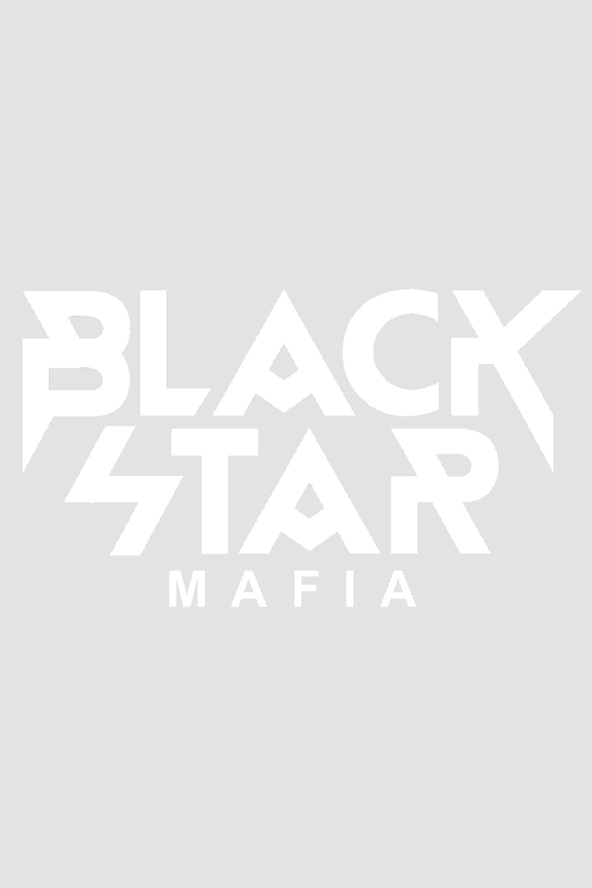 Наклейка Black Star Mafia