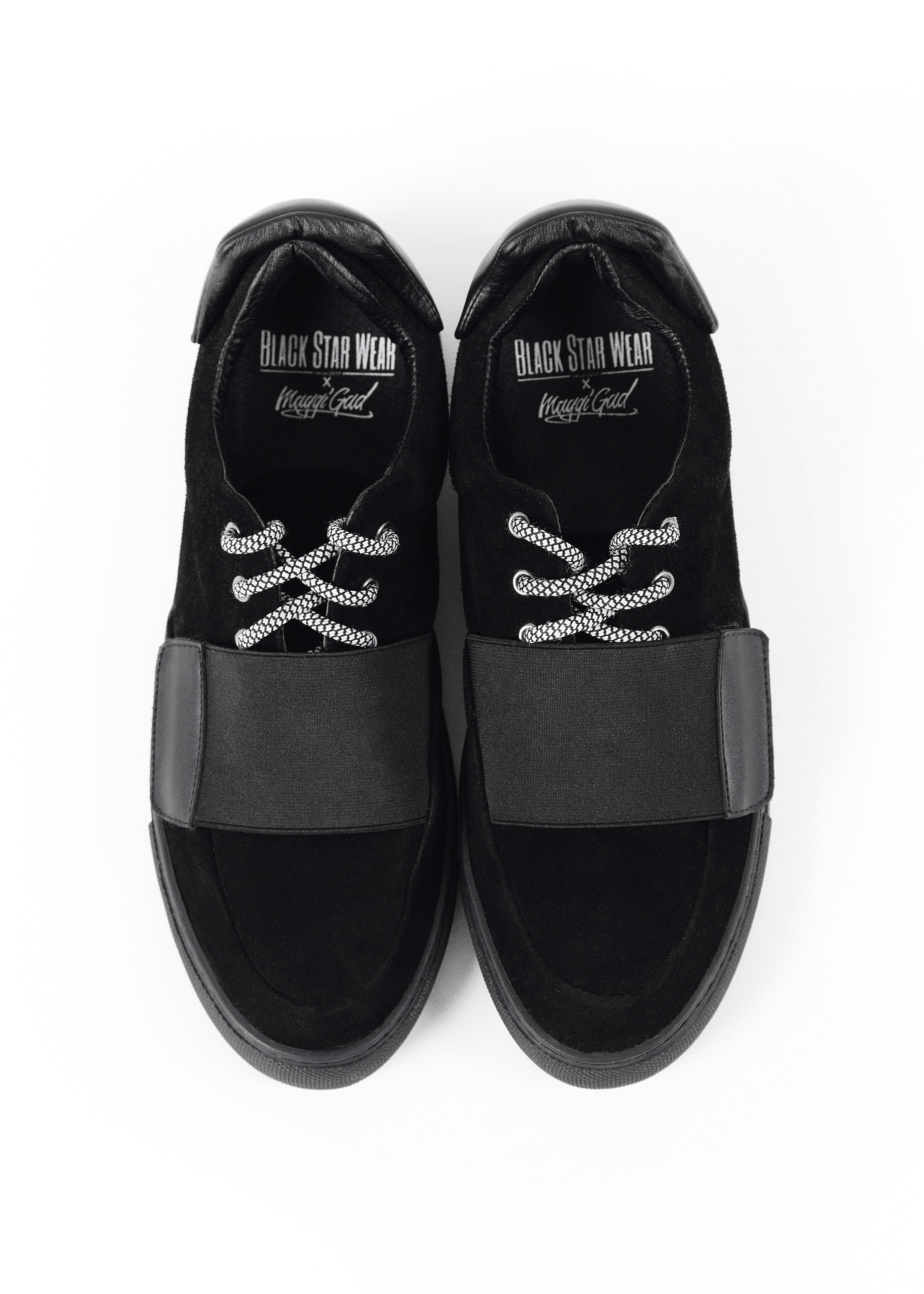 Unisex shoes Black Mix от BlackStarWear INT