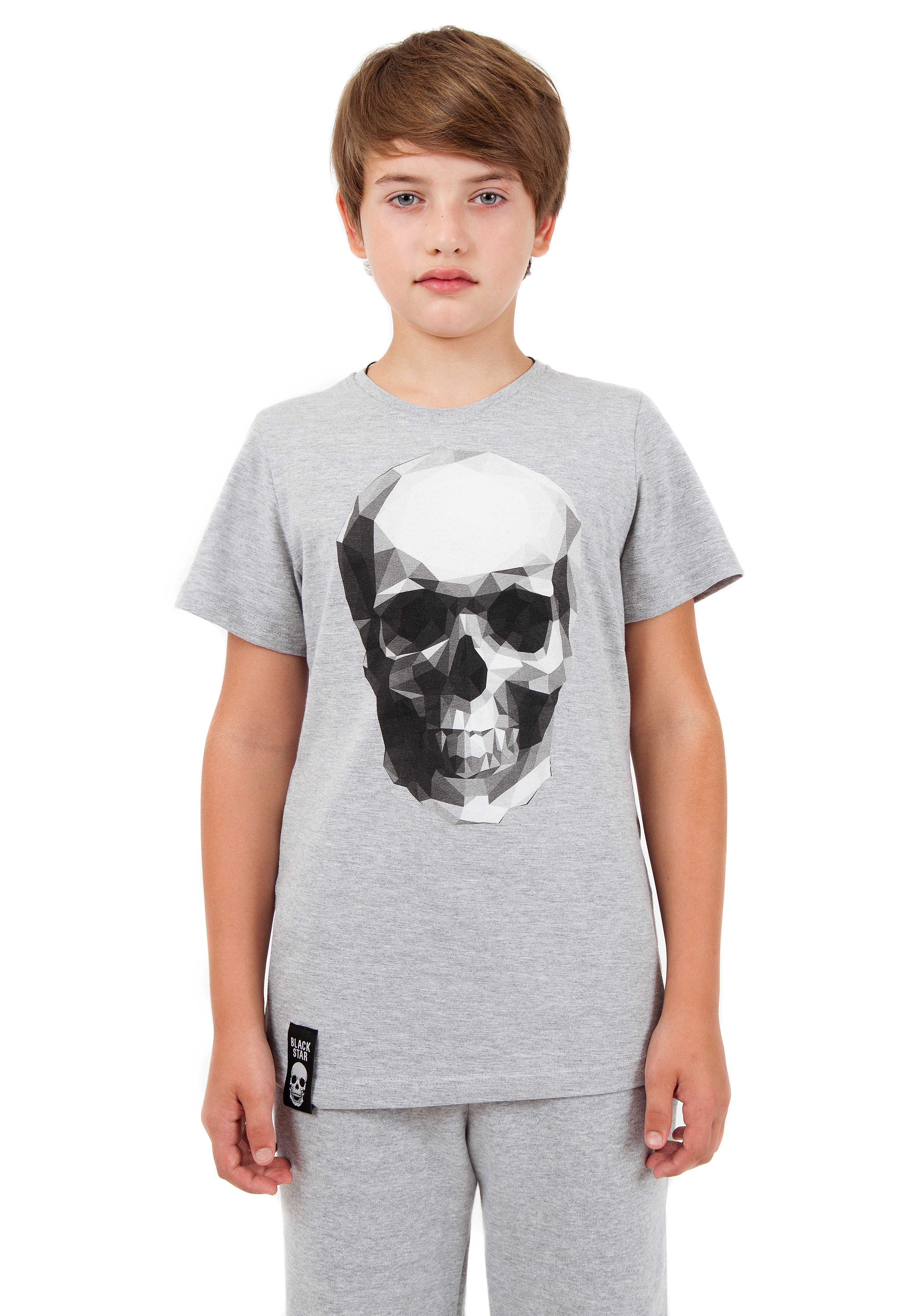 Teens t-shirt Skull