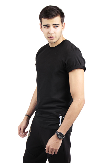 Men's t-shirt Black Star 13 от BlackStarWear INT