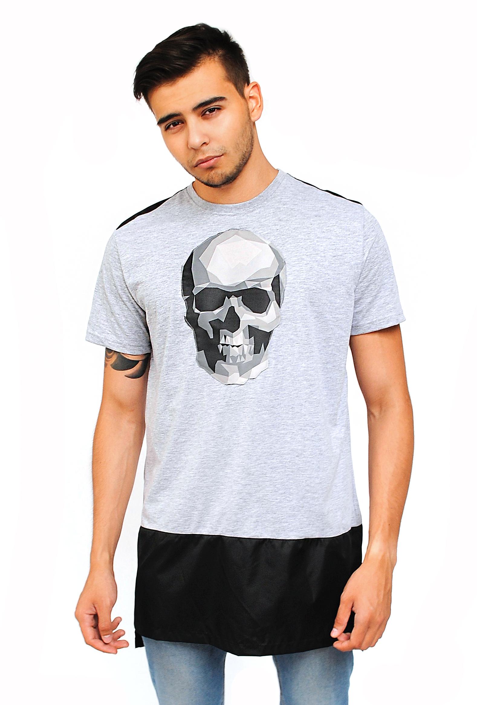 Mens t-shirt Big Skull от BlackStarWear INT