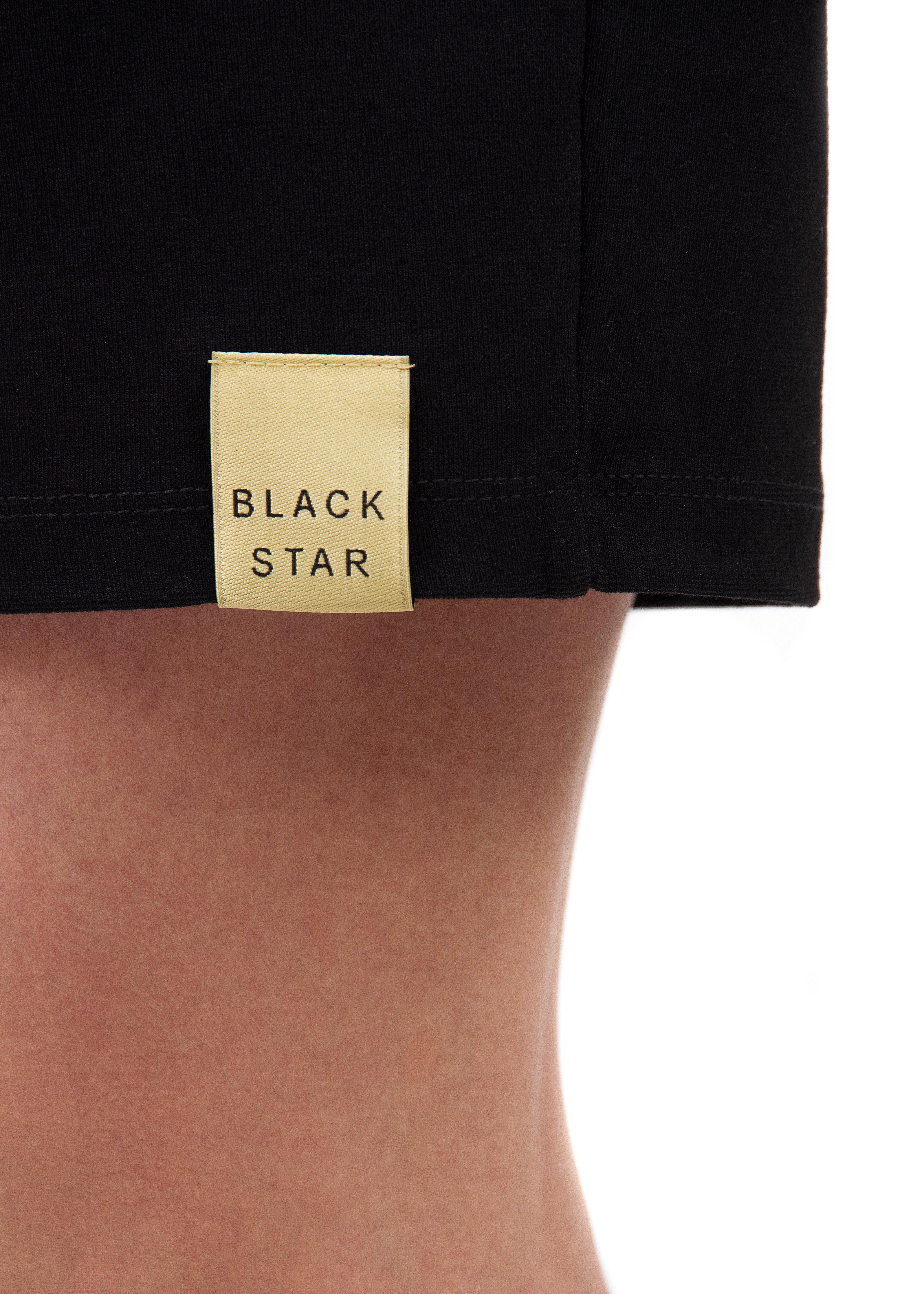 Womens dress Black-White Tape от BlackStarWear INT